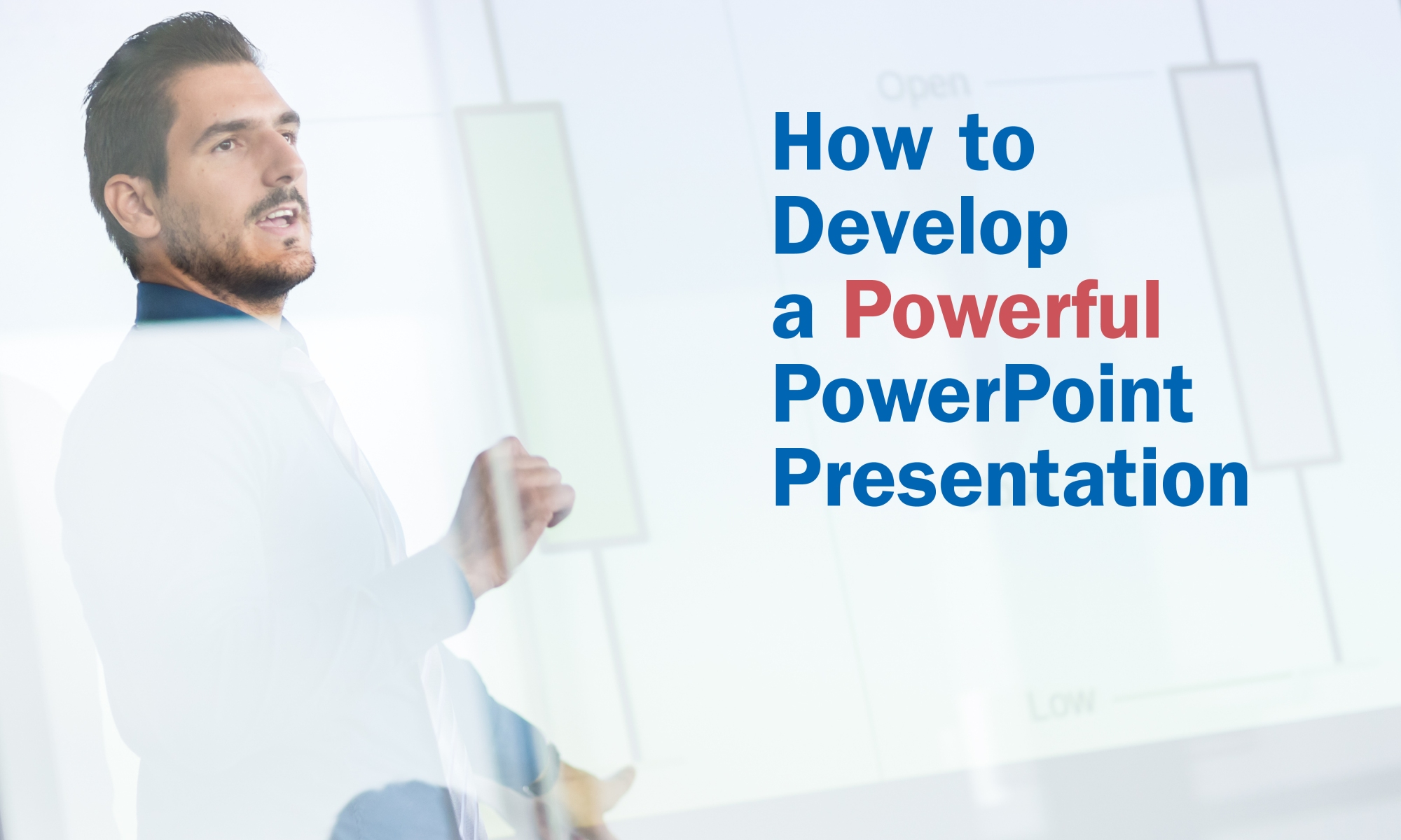 Powerpoint title page